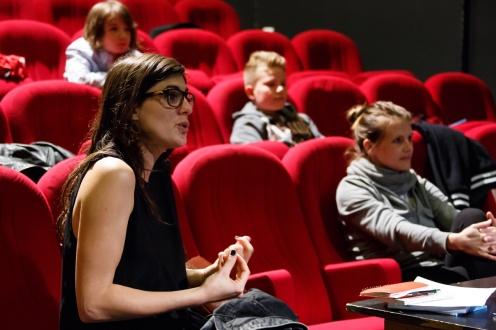 Fauteuil cinéma bd