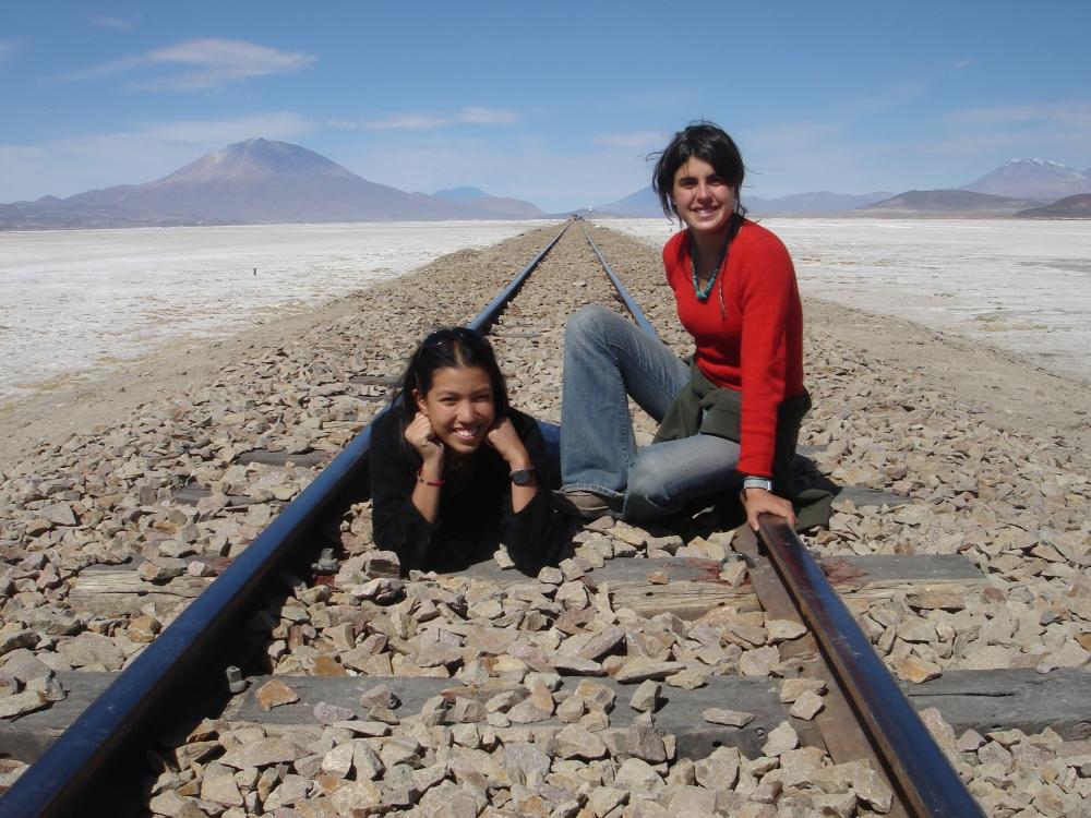 Yuk et Sandra