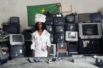 Houleye Kane, autrice et journaliste, Mauritanie