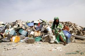 Medina N'Diaye, styliste, Mauritanie