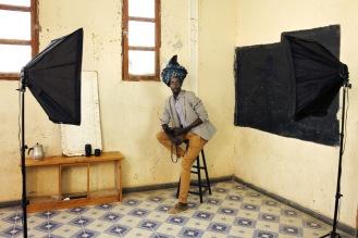 Daouda Correra, photographe, Mauritanie