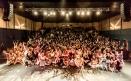 Écriture et mise en scène du spectacle SEWA (crédit photo : Sony Aschnotz)