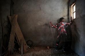 Faly, danseur hip-hop, Madagascar
